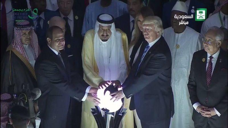 Comment Trump prend le risque d'une guerre Arabie saoudite-Qatar (Consortium News)