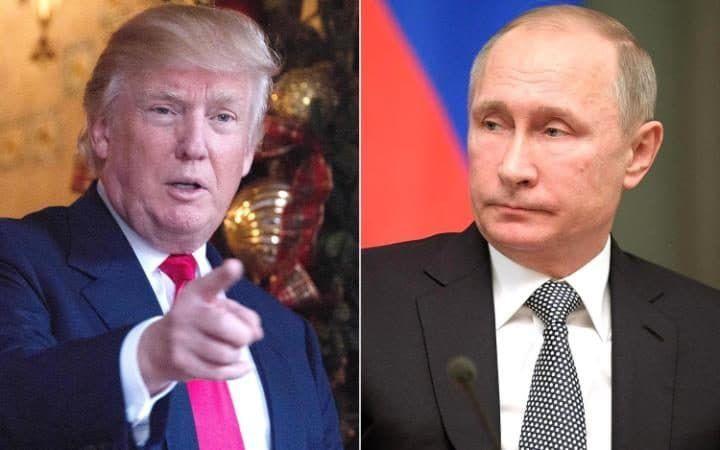 L'UE se rebiffe, la Russie tape du poing sur la table et l'Ukraine risque un nouveau Maïdan - L'entropie du système global s'affole (Doni Press)
