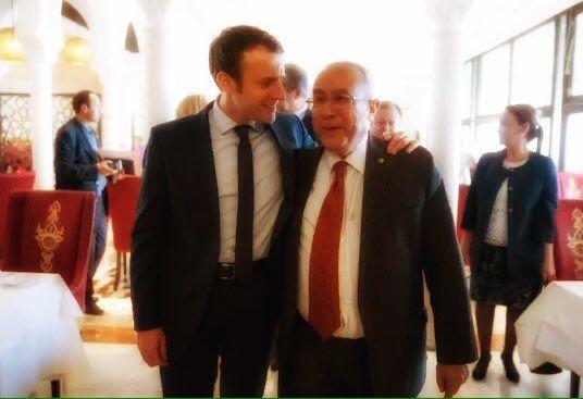 Emmanuel Macron attendu à Alger en octobre (Middle East Eye)
