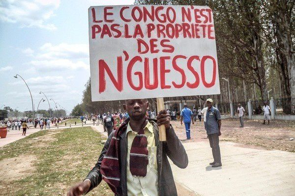 CONGO-B : Le syndicat étudiant MEEC appelle à la démission de Denis Sassou N'guesso (Afriques en Lutte)