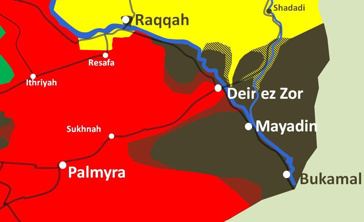 Un nouveau conflit se profile à l'Est de la Syrie (Moon of Alabama)