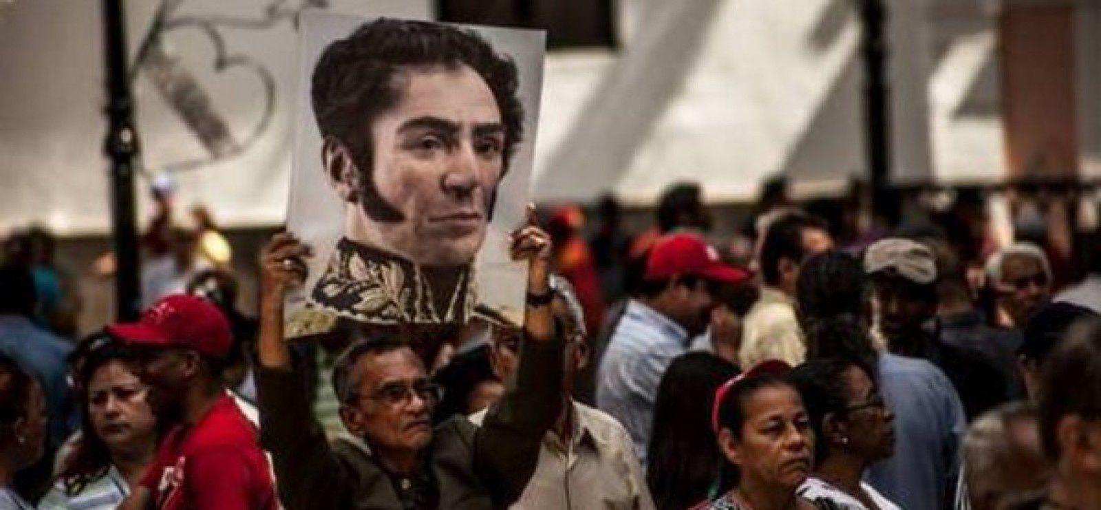 [Vidéo] Les Vénézueliens marchent contre l'impérialisme (TeleSUR)