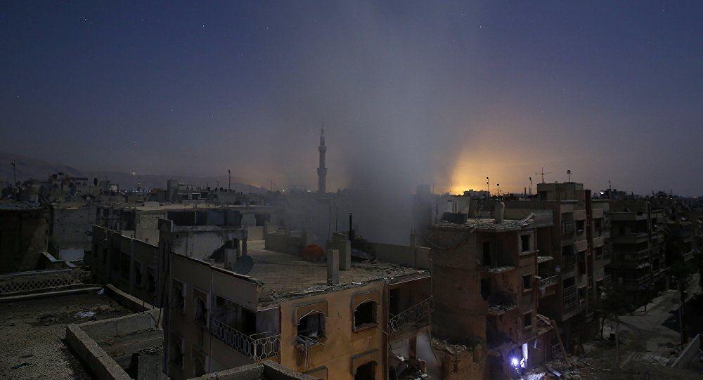 interception missile israélien en syrie