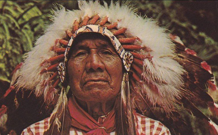 Colonialisme. La destruction de la nation Cherokee aux Etats-Unis