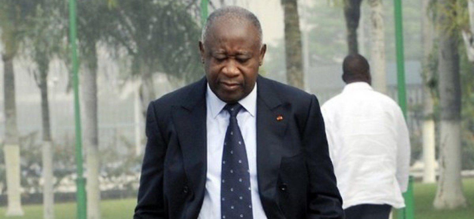 """De sa prison (néo)coloniale, Laurent Gbagbo met en cause le régime néocolonial de la Vème République dans son malheur et celui des """"anciennes"""" colonies françaises d'Afrique."""
