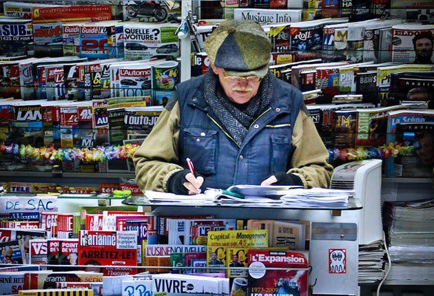 Indépendance de la presse : Le monde et le Figaro sont les journaux les plus aidés