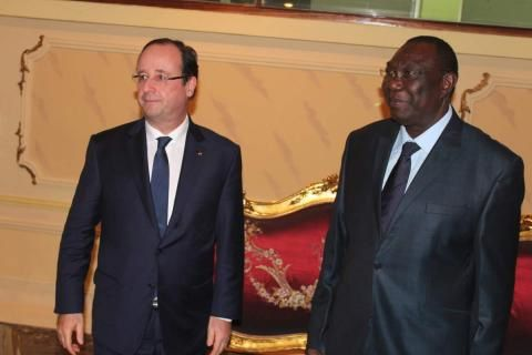 Centrafrique : &quot&#x3B;La France n'interviendra pas&quot&#x3B; F. Hollande