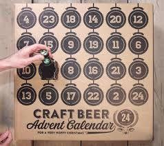 Le calendrier de l'avent c'est aussi pour les grands!!! Un calendrier de l'avent de bière pour Mr Yo
