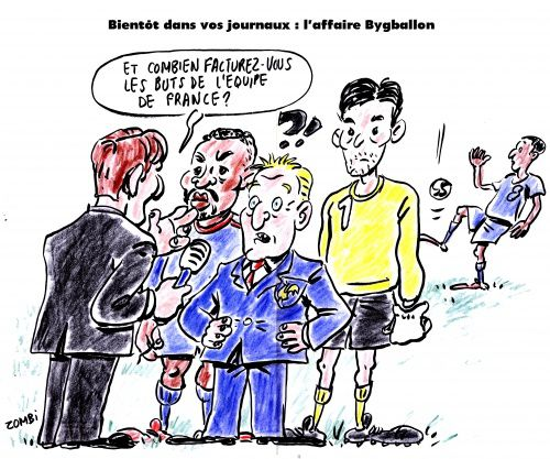 L'Euro 2016 : implosions et explosions ...