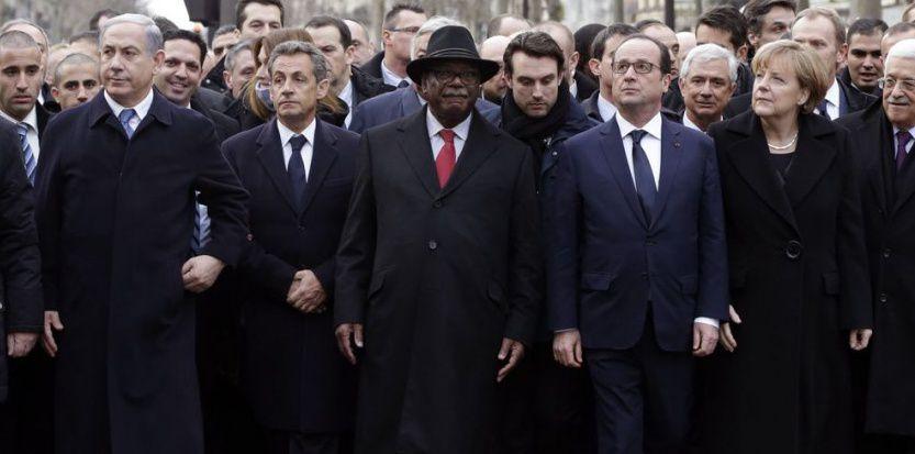 Vous n'en voulez pas , vous l'aurez quand même : Sarkozy s'invite partout ...