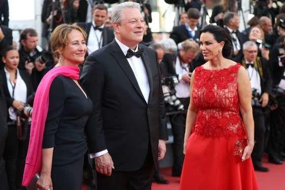 Hollande : les femmes de sa vie ont toutes un lien avec le cinéma...