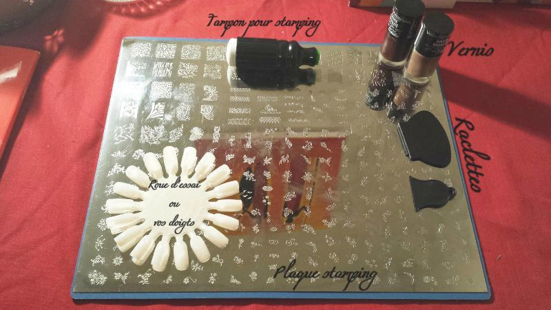 TUTO : Le Stamping