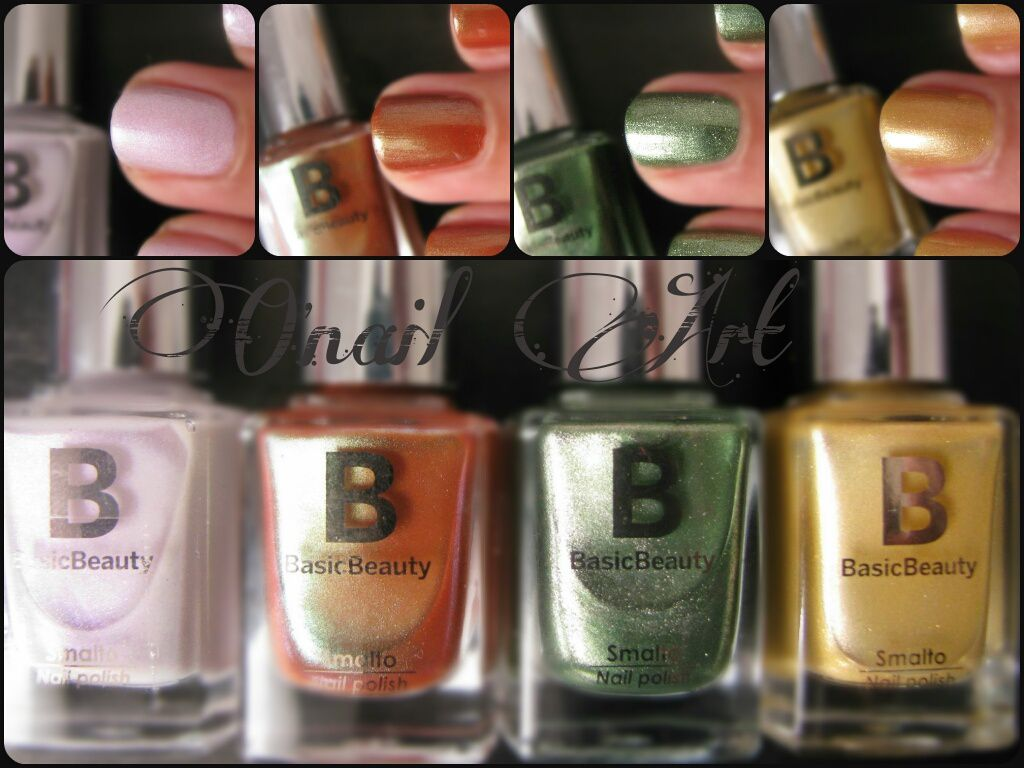 Basic Beauty : swatch et avis