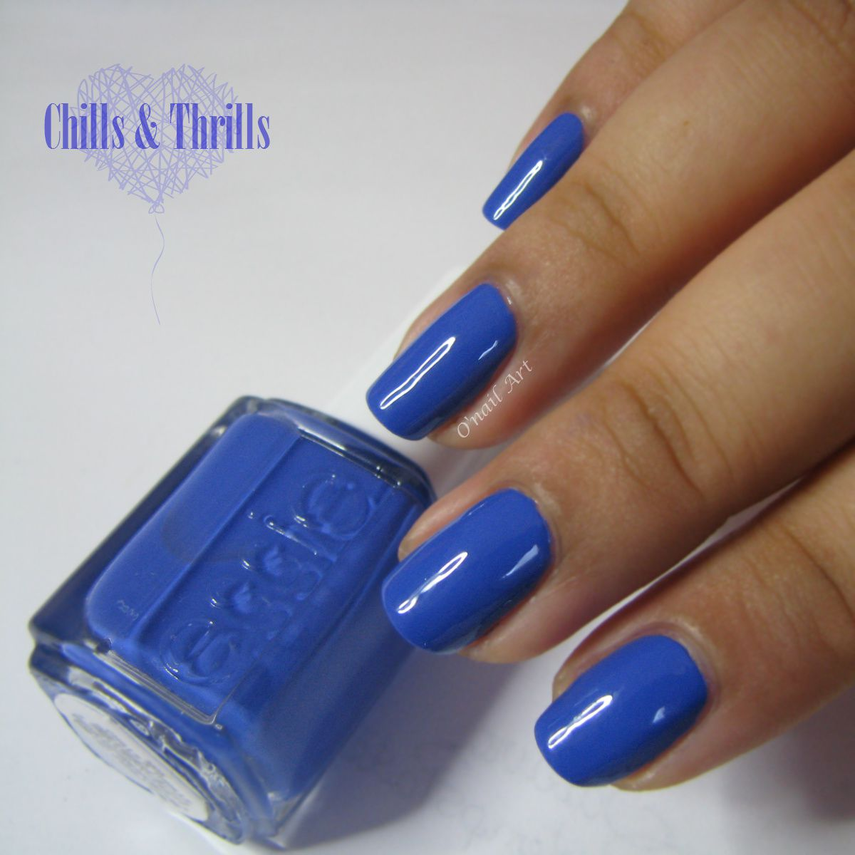 """Chills & Thrills"" par ESSIE"