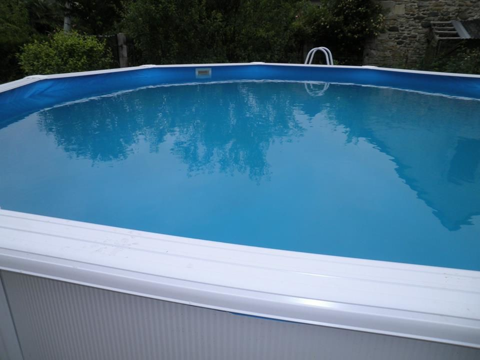 Piscine for Cloture pour piscine hors sol