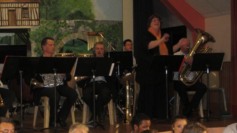 Le concert de Printemps à St Jean du Cardonnay