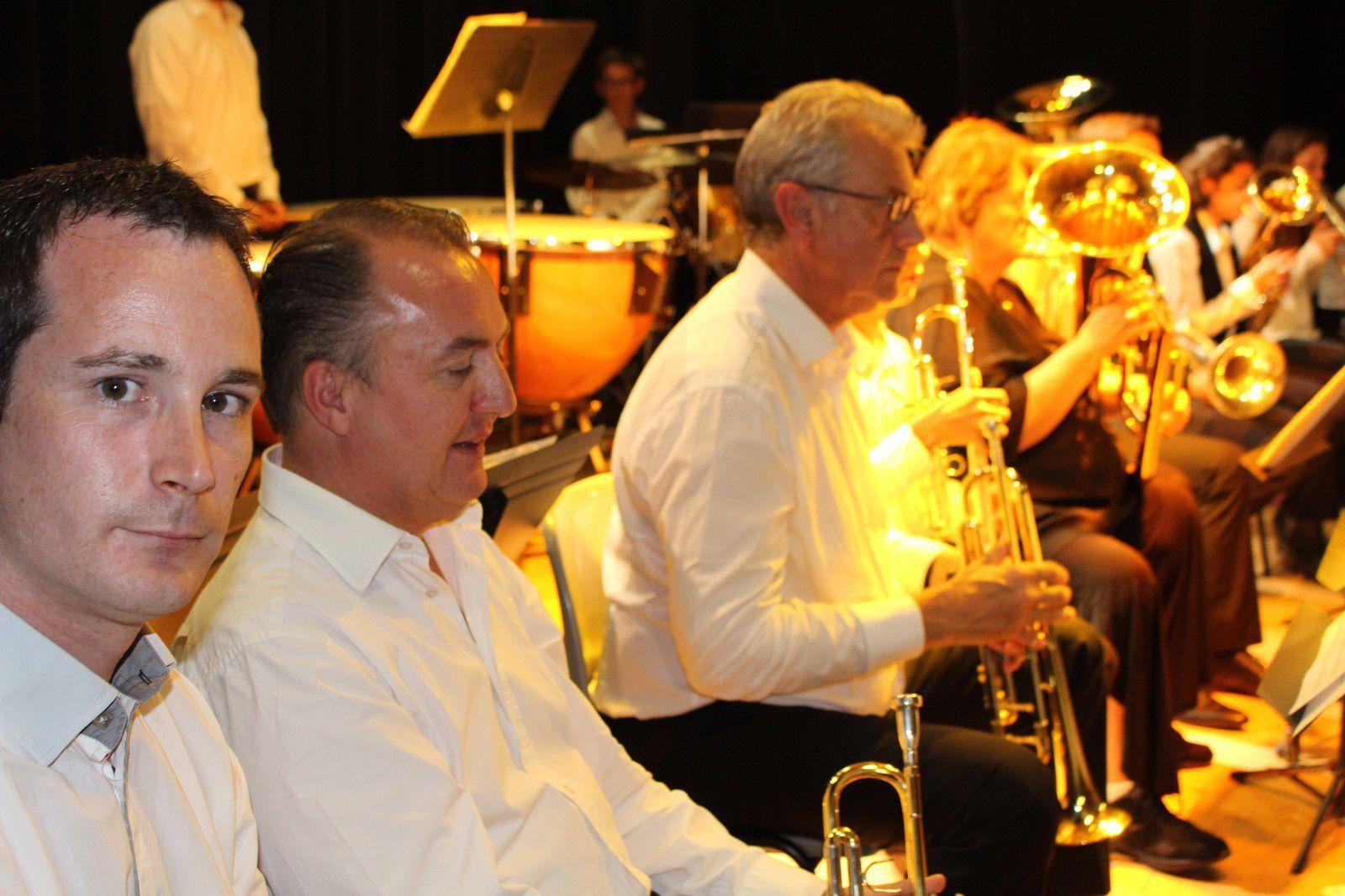Le stage d'orchestre de l'union départementale