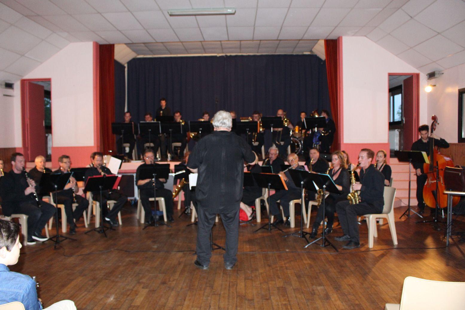 le concert de St Jean du Cardonnay
