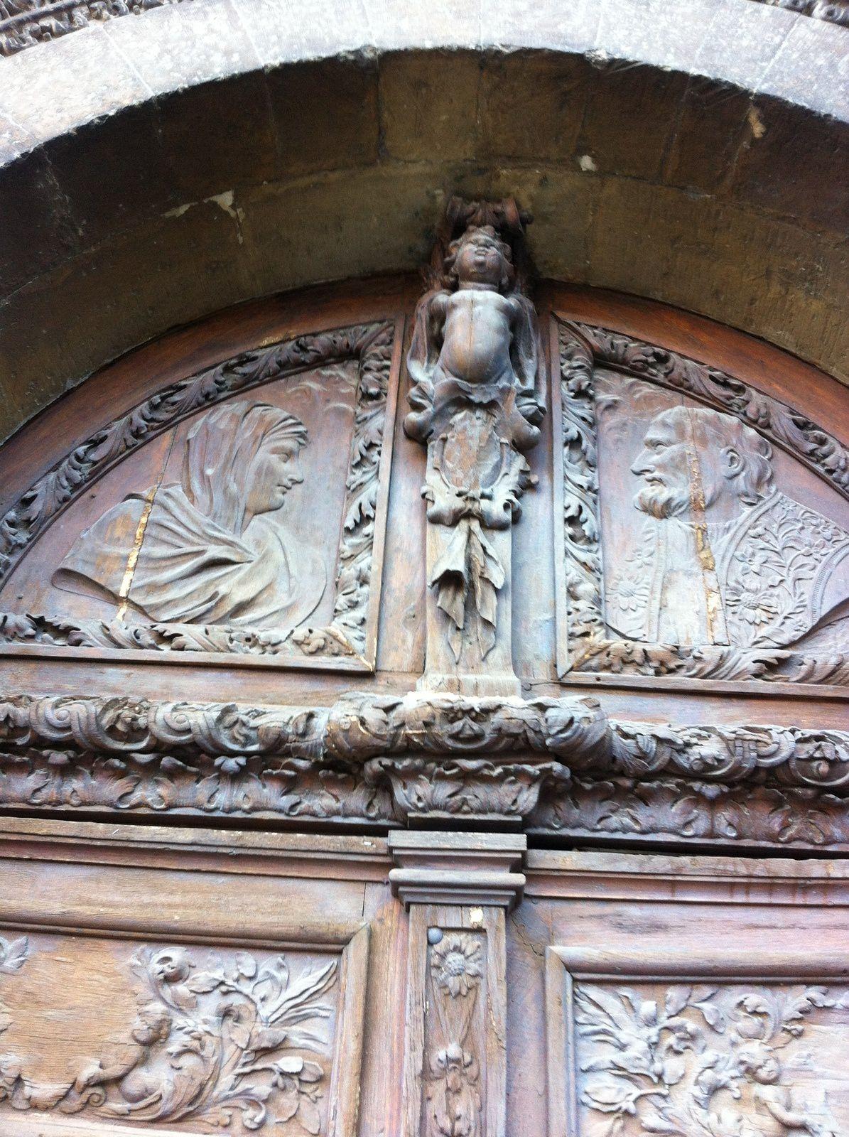 Portail Sud de la Cathédrale...