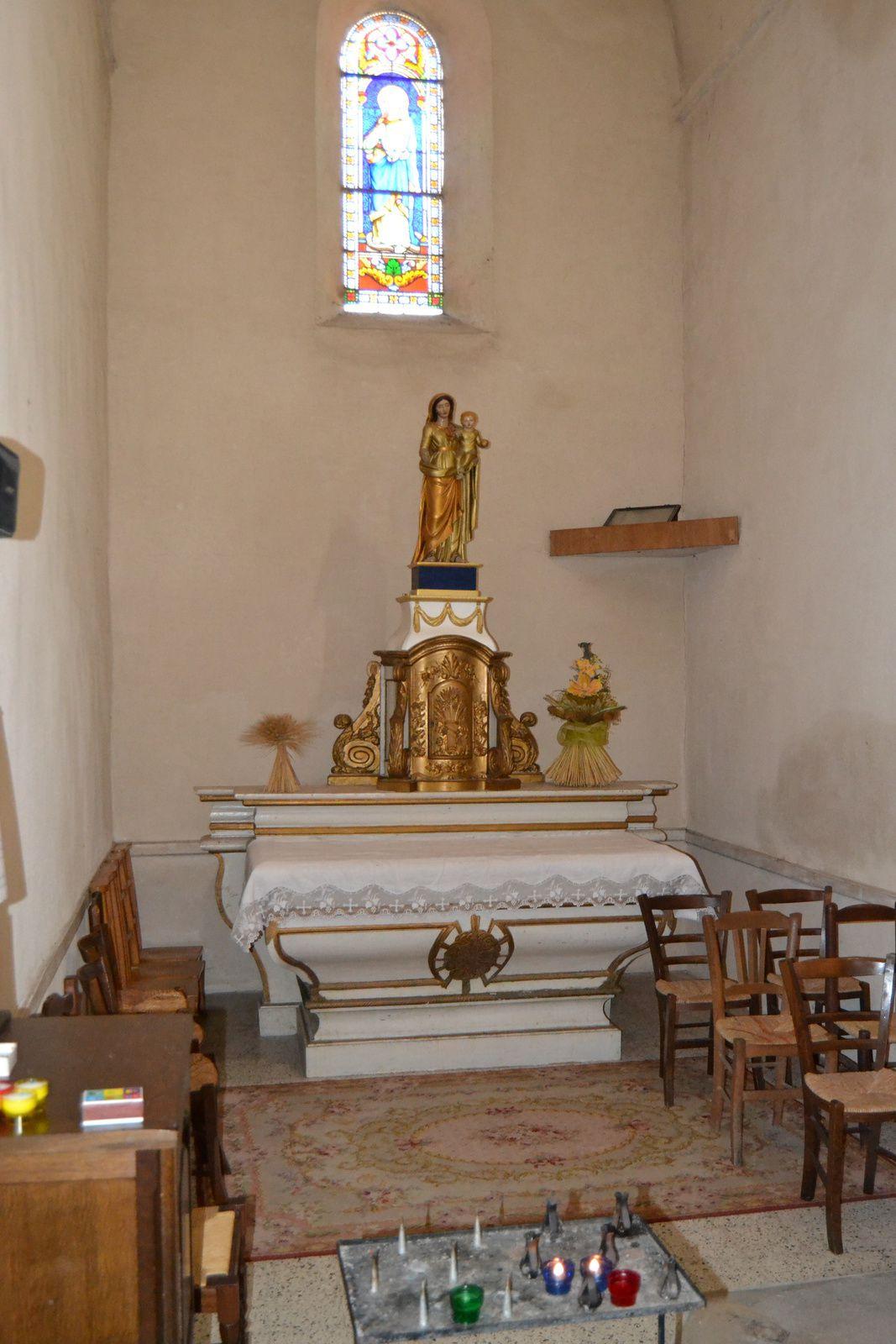 L'Eglise Saint Sauveur De Cléon d'Andran  (Drôme 26)