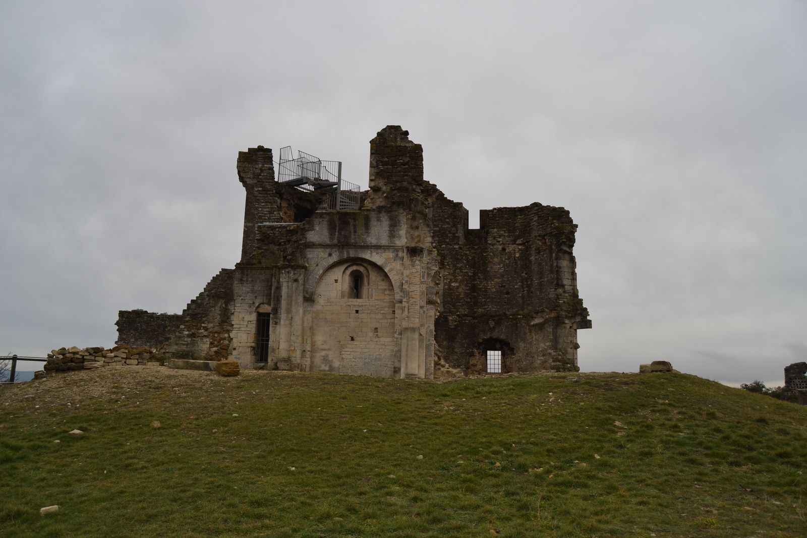 Le château est classé au titre des monuments historiques le 22 juillet 1980.