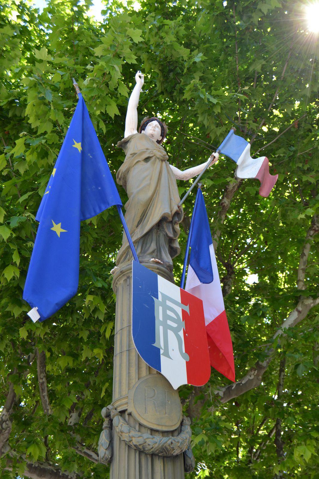 A la gloire de la révolution française 1789-1889