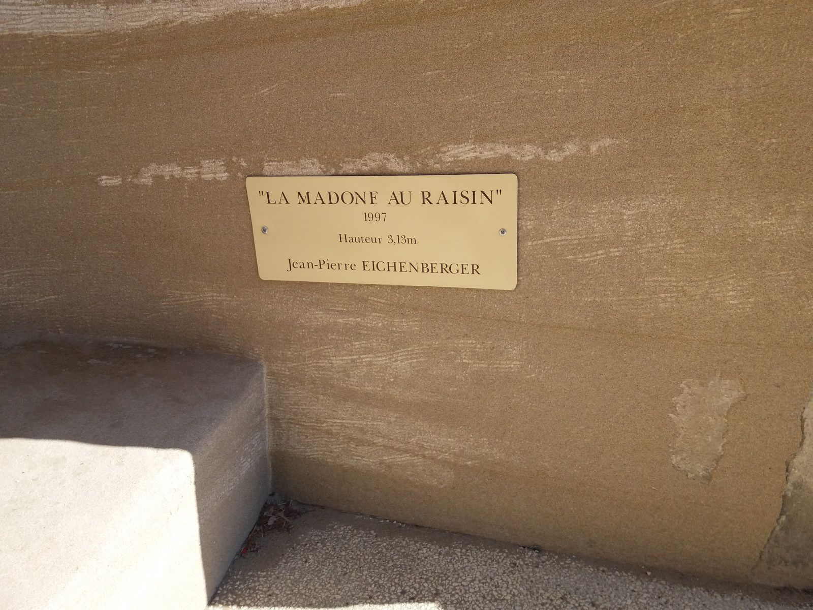 La Colline Sculptée de Piégon (Drôme 26)