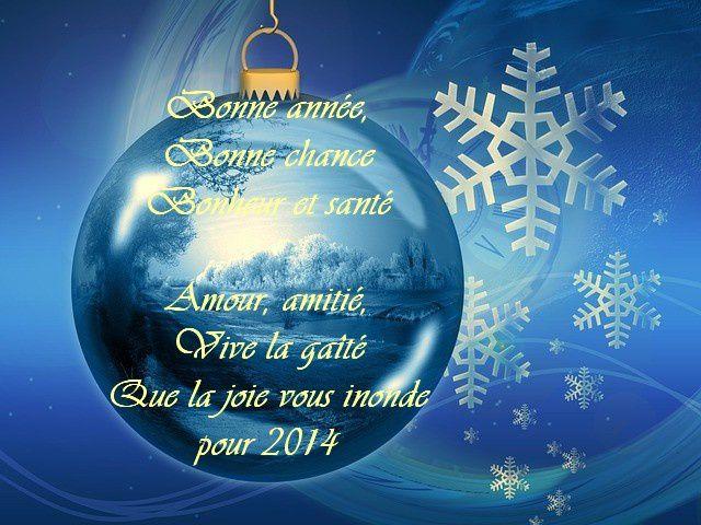 Voeux pour 2014