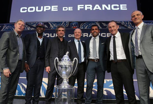 Coupe de france le tirage des 32 mes de finale sports - Tirage au sort coupe de france 2014 2015 ...