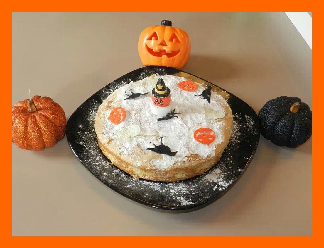 Gourmandise d'Halloween by Olivia