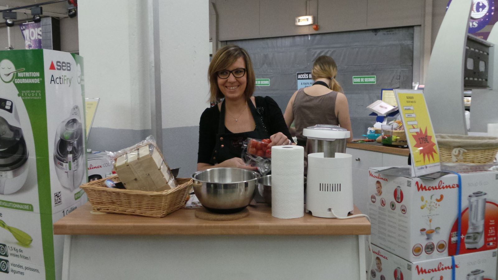 5 Octobre 2013 Concours culinaire Carrefour Quétigny