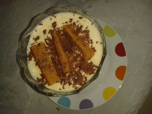 Tiramisu au pain D'Epices by Belle Maman :-)