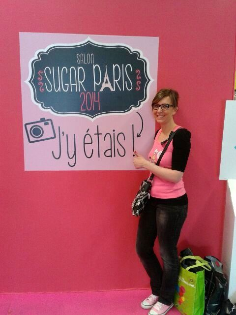 Salon Sugar Paris 4-6 Avril 2014