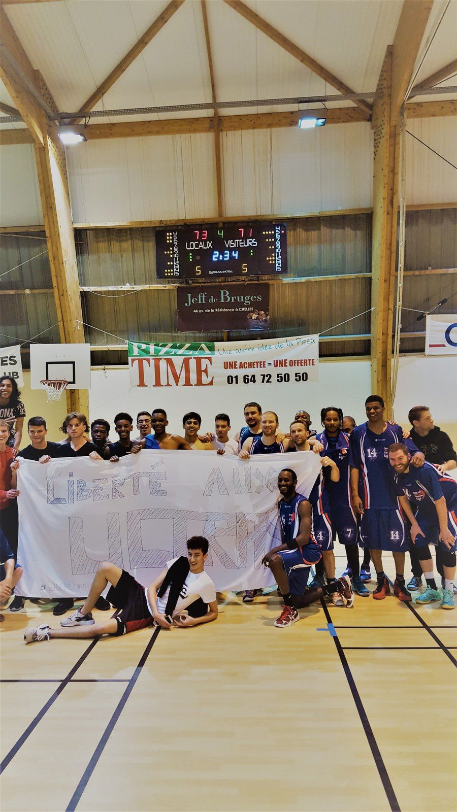 1/4 DE FINAL SENIORS / COUPE DE SEINE ET MARNE