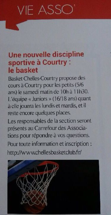 Courtry magazine
