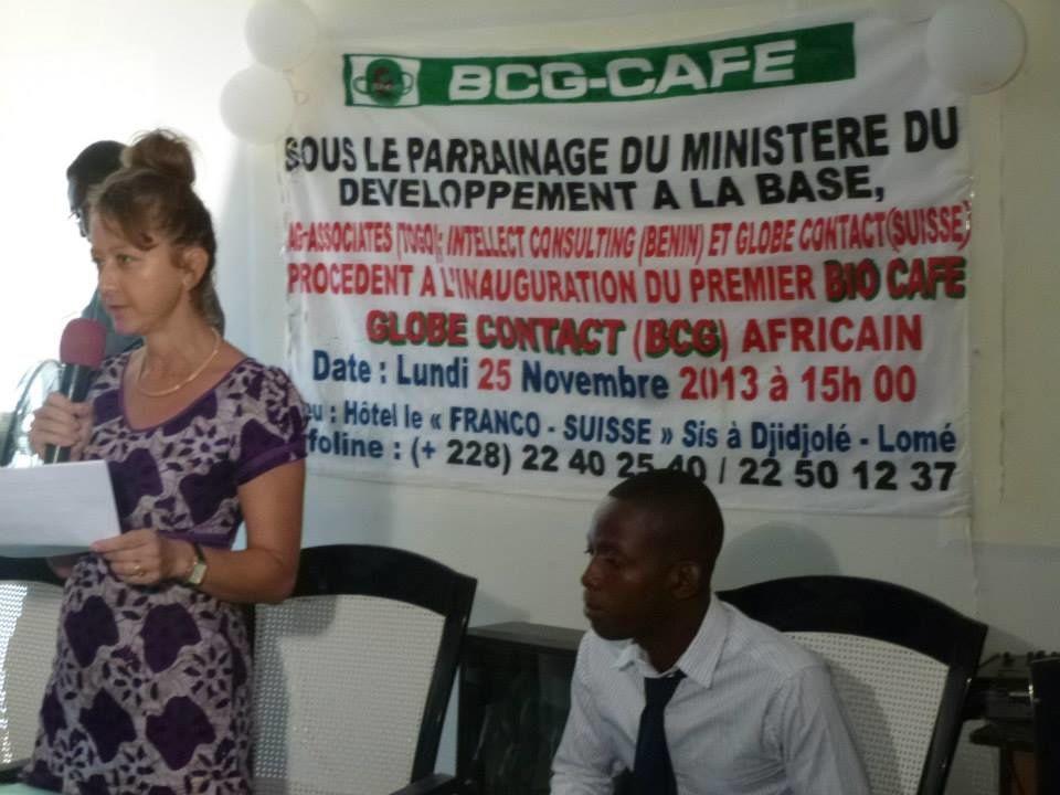 Les photos de la cérémonie d'inauguration du premier BCG africain