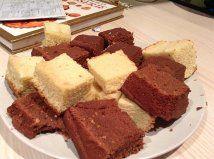 Petits biscuits façon brownies(4/4-chocolat)