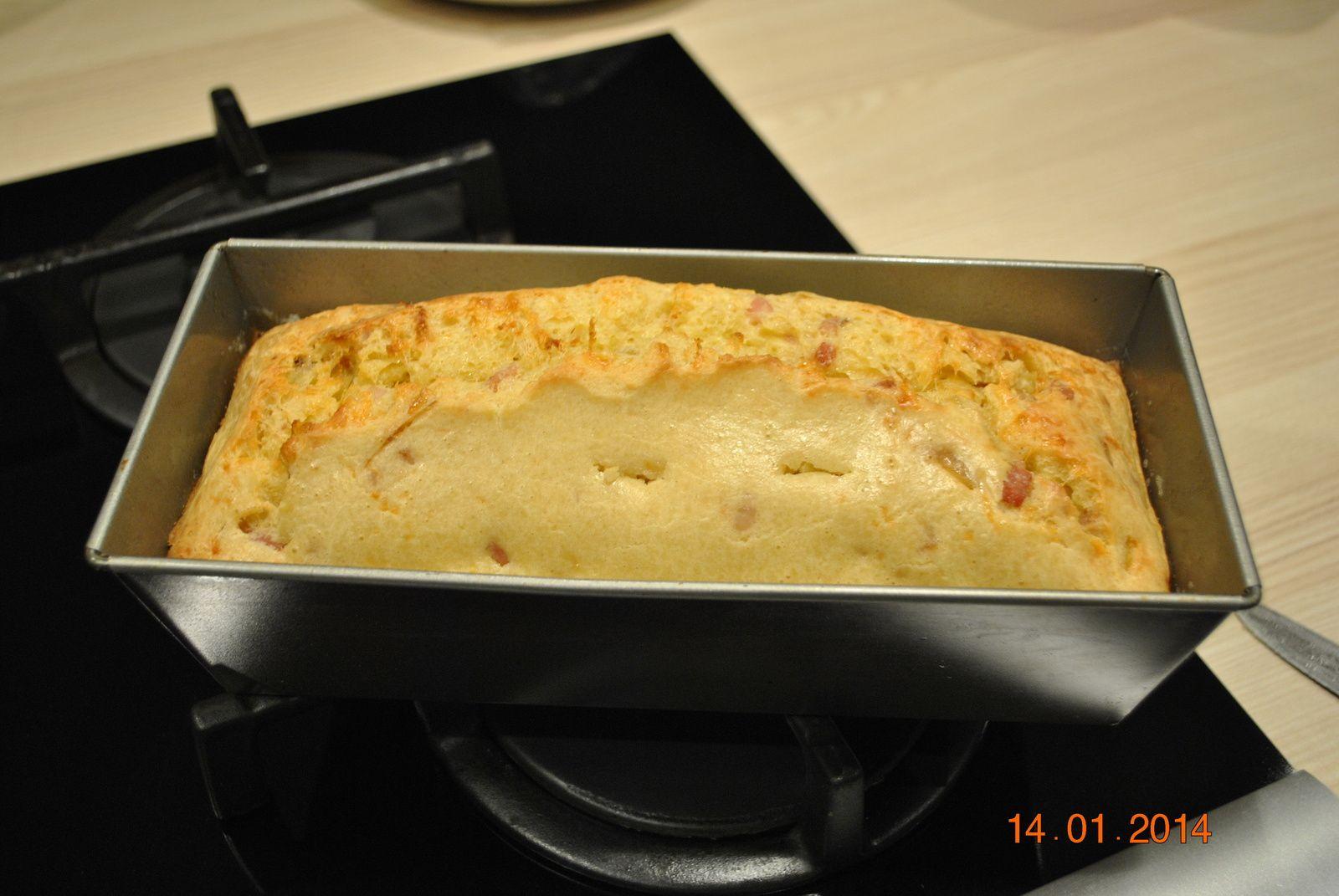 Cake alsacien
