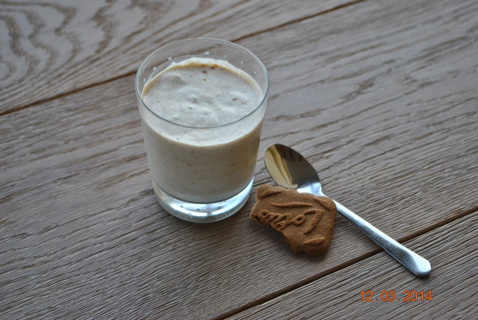 Moussee aux speculoos○