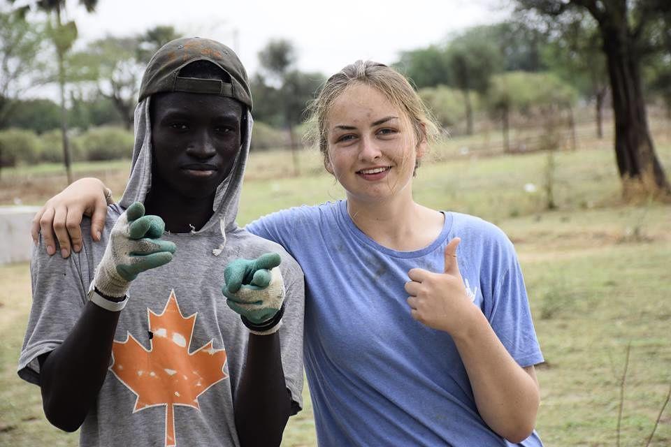 Récit de mes 3 semaines en Afrique