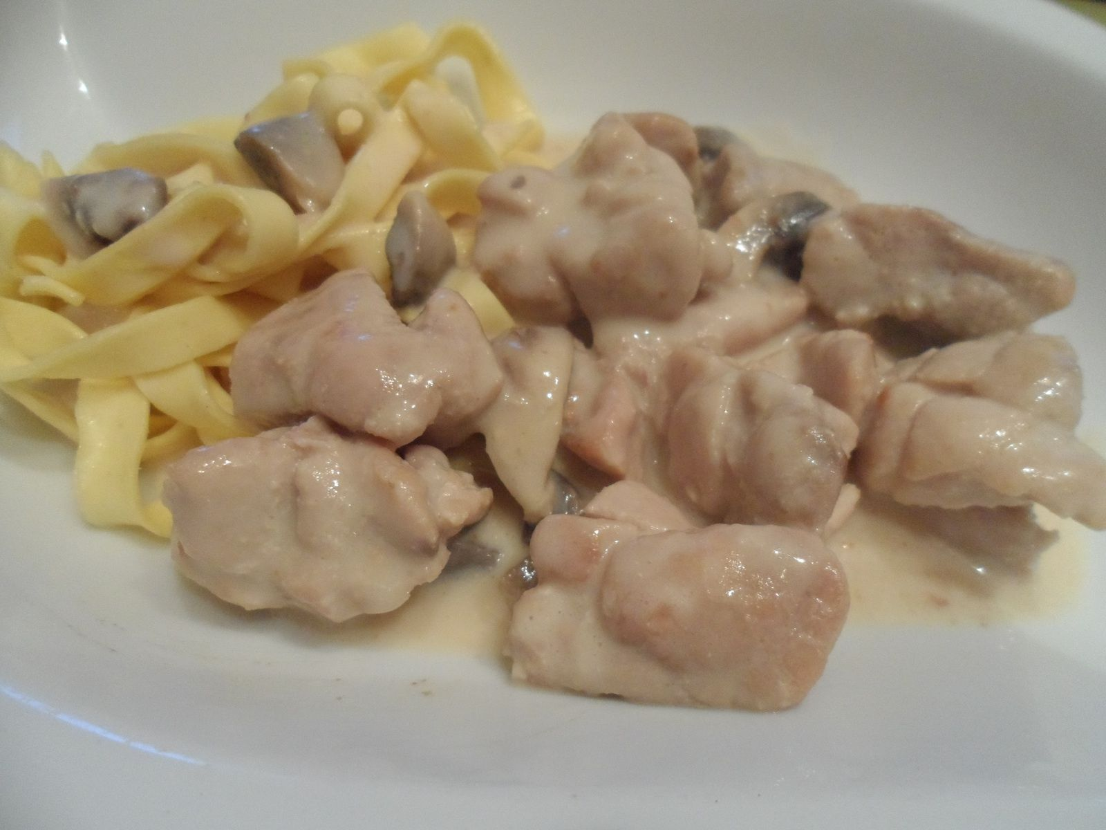 Ris de veau sauce champagne plaisir et gourmandiise - Comment cuisiner une blanquette de veau ...