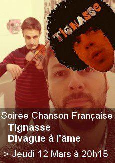 Soirée Chanson Française