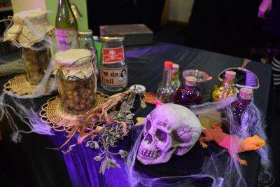 Spectacle Halloween