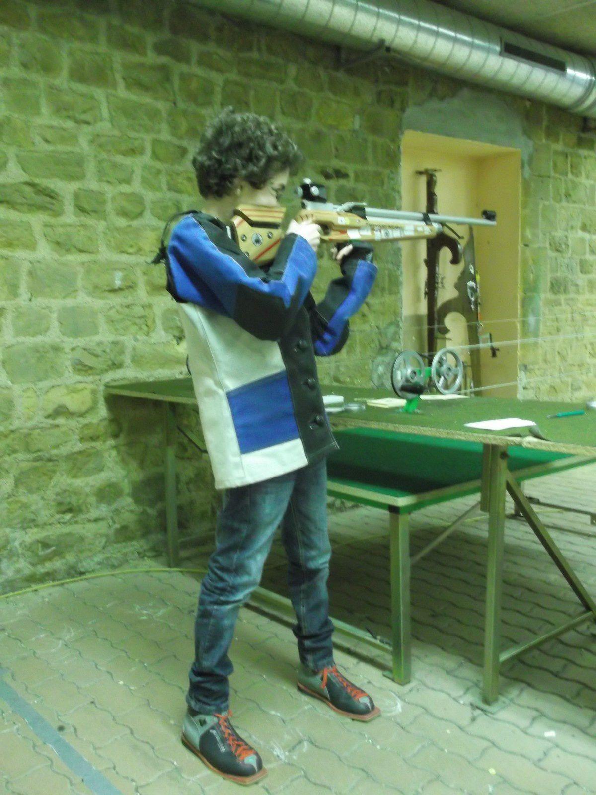 Album Acad de tir sportif à Charleville 2013/2014