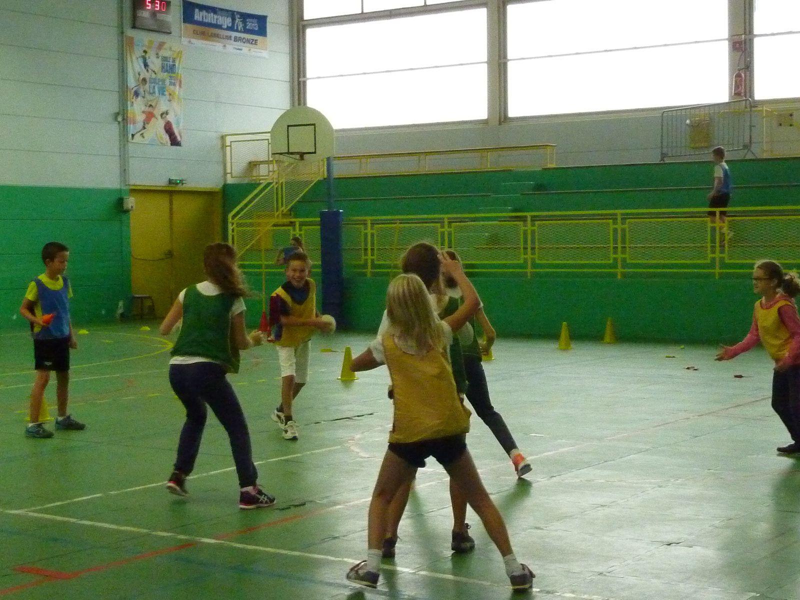 Photos de la journée du sport scolaire sept 2014