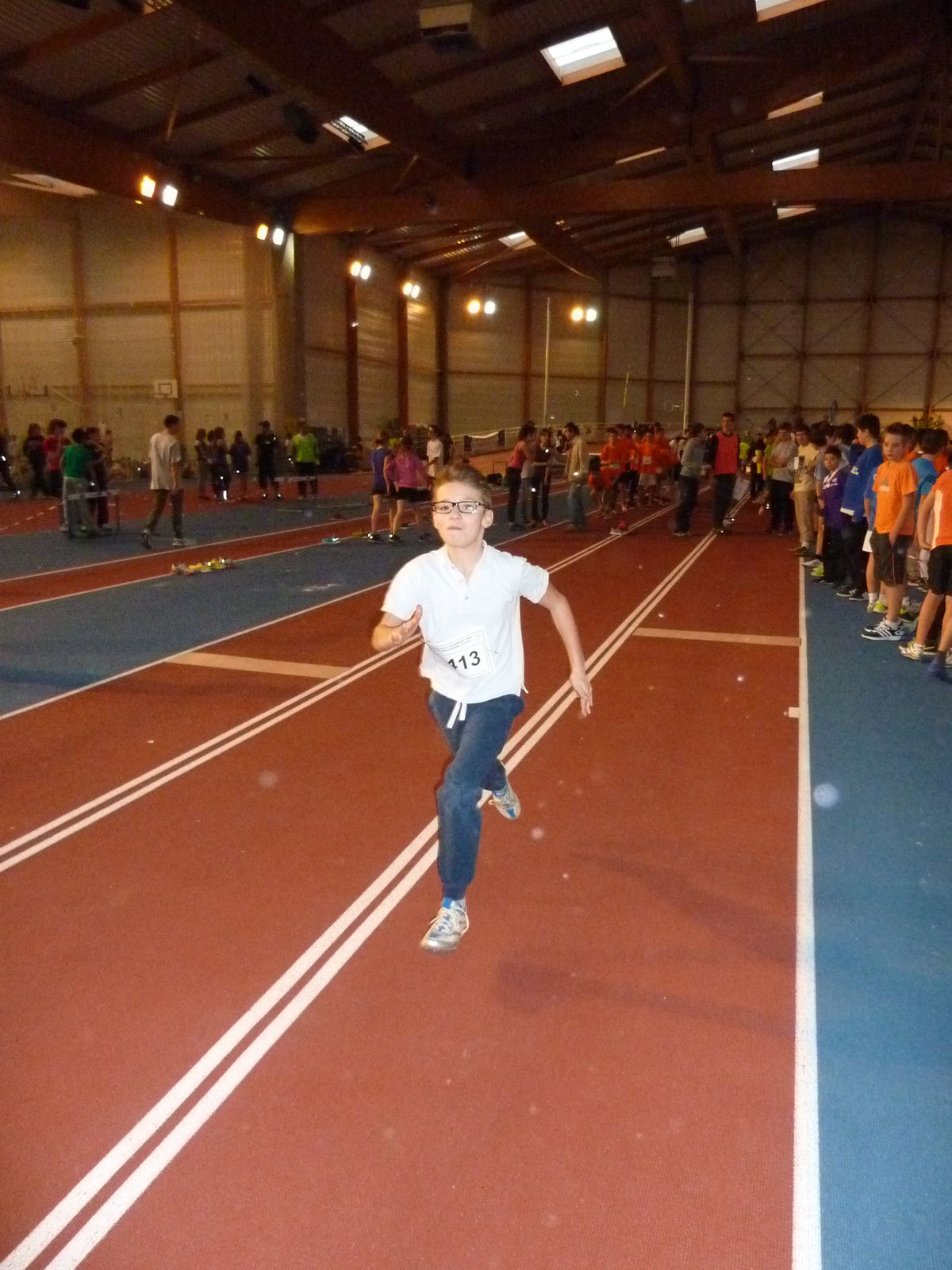 Photos Acad Indoor Athlétisme Reims