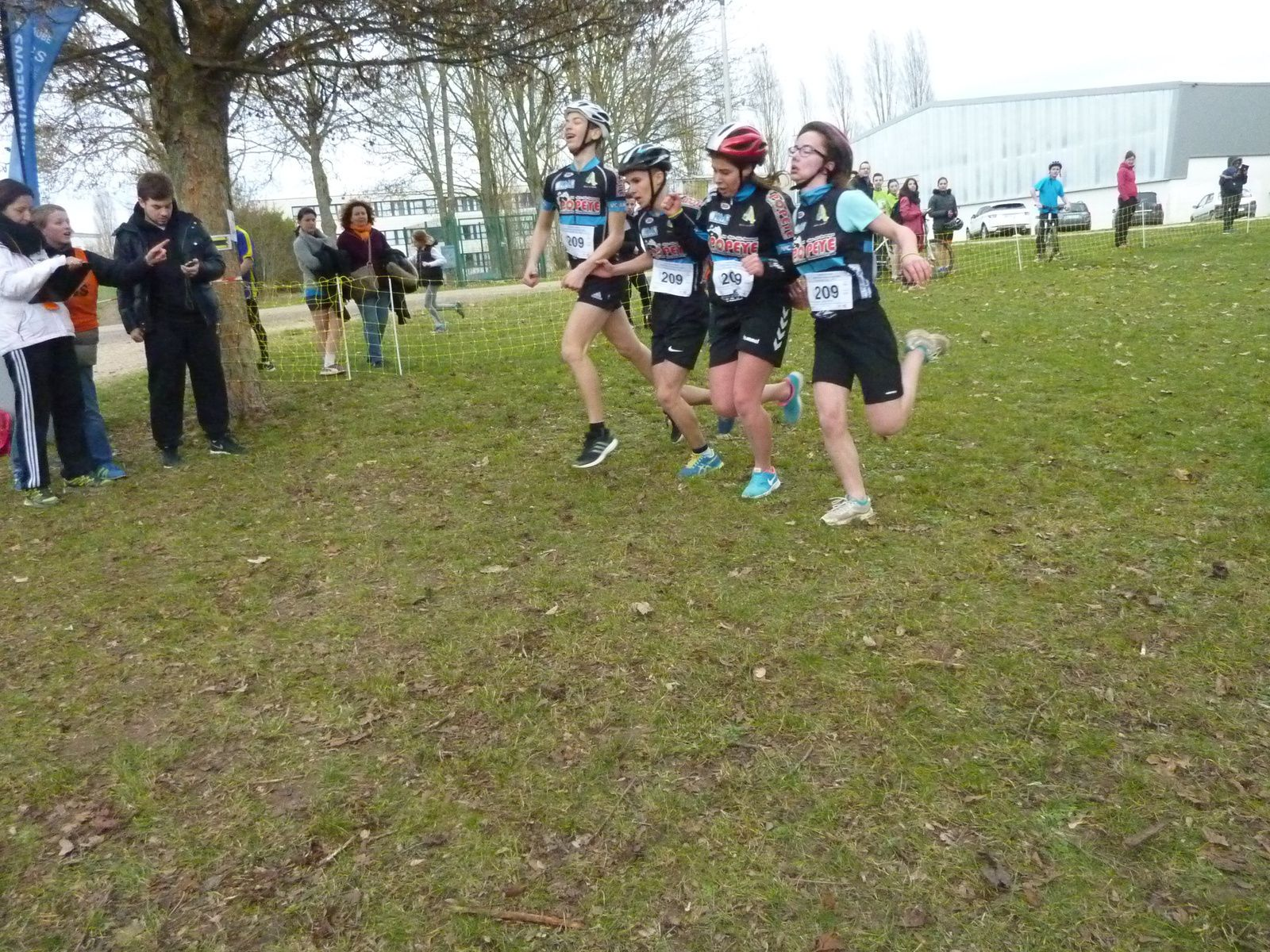 Album Run and Bike Académique Troyes 26/01/16 MAJ