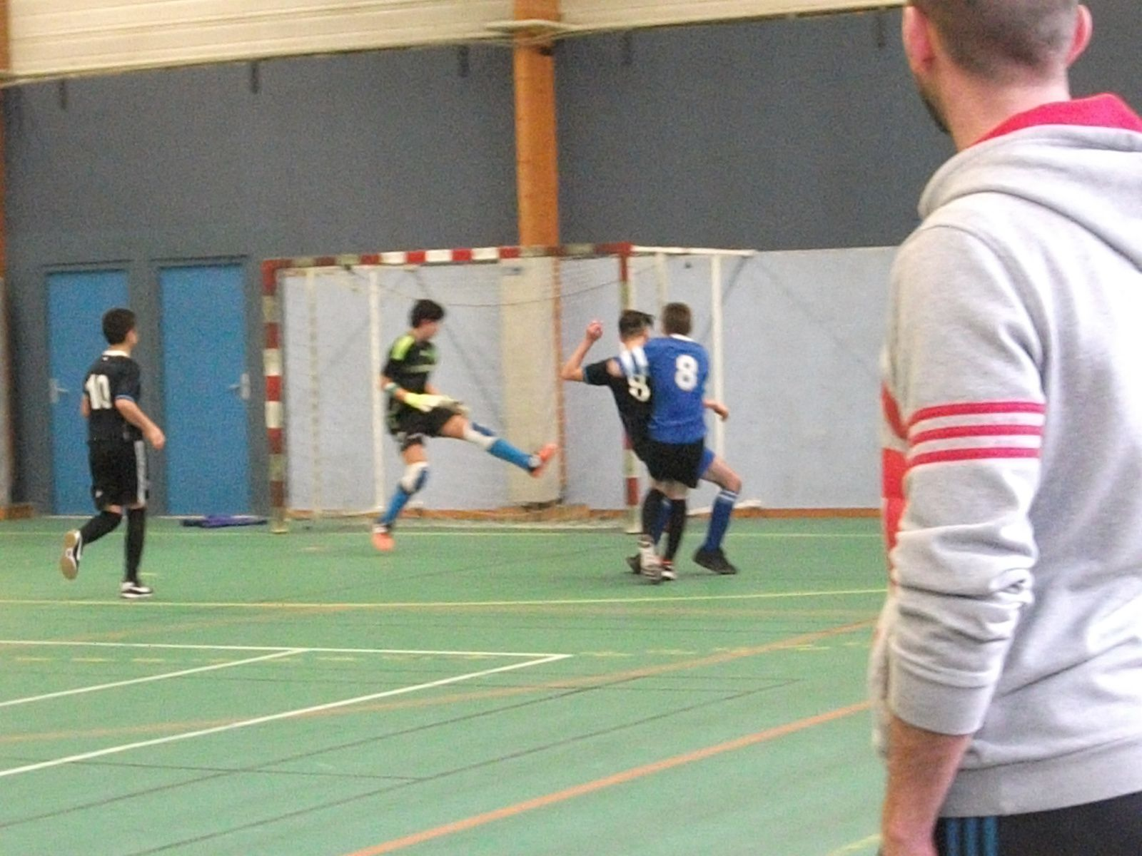 Championnat de l'Aube de Futsal 2016
