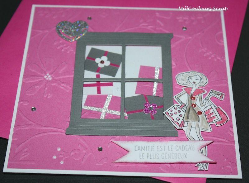 Nuances de Grey &amp&#x3B; Pink...suite