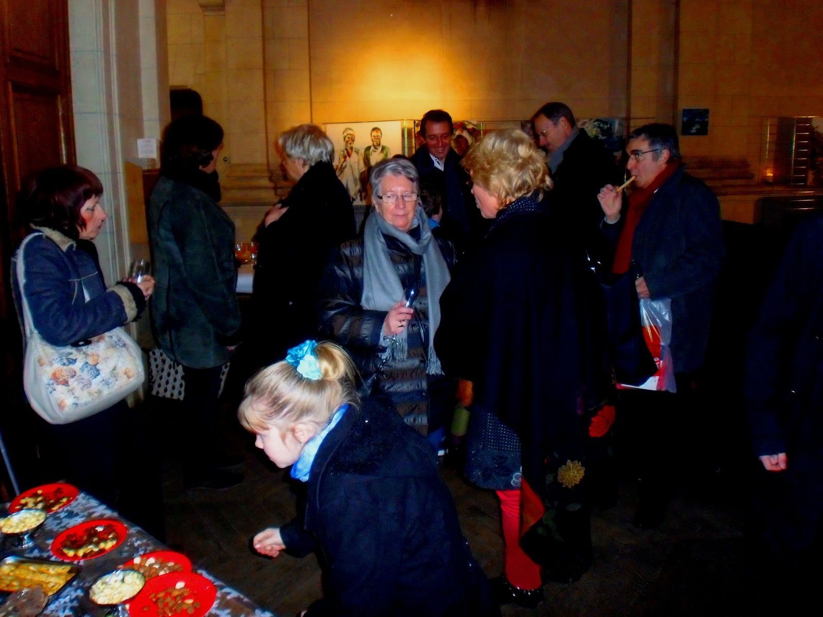 Expo Des Anges et nous, au Temple d'Arras : photos !